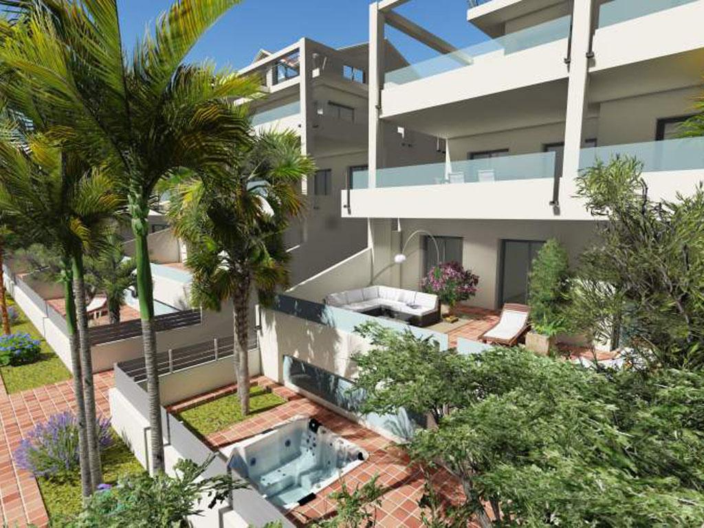 Estepona modern apartments for sale