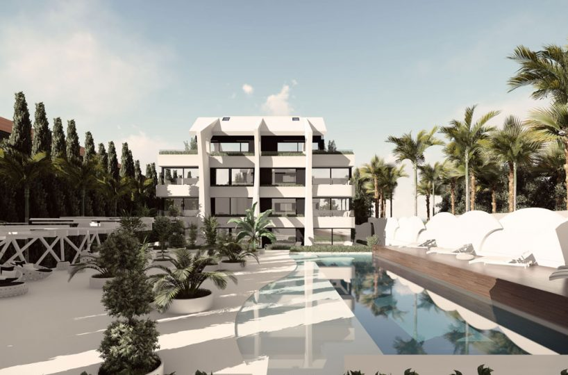 Dunes Beach Apartments Marbella